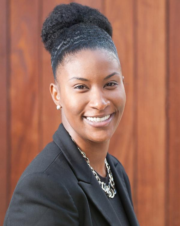 Joi Jackson-Morgan, Executive Director