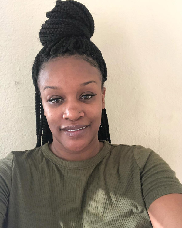 Shakeyla O'Cain, Housing Manager